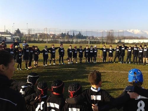 Junior Asti Rugby: in campo tutte le squadre