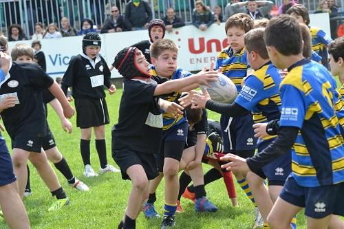 Ottimi risultati della Junior Asti Rugby al torneo Bertamino di Recco
