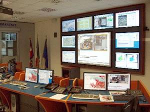 Esercitazione di protezione civile
