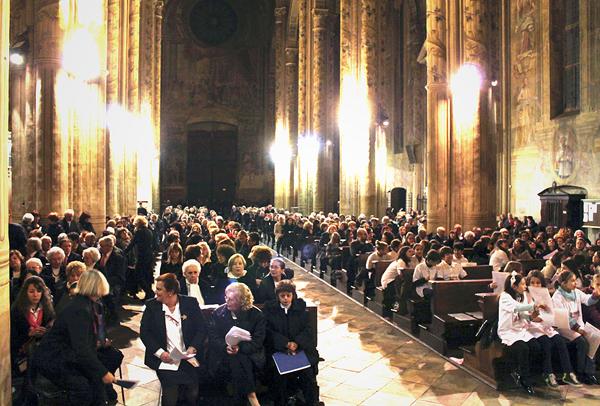 Concerto di Santa Cecilia in Cattedrale ad Asti