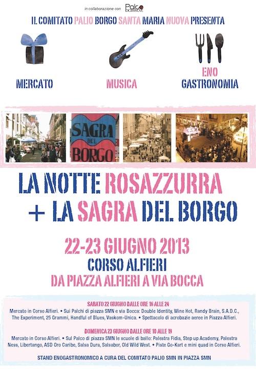 Ad Asti la Notte Rosazzurra