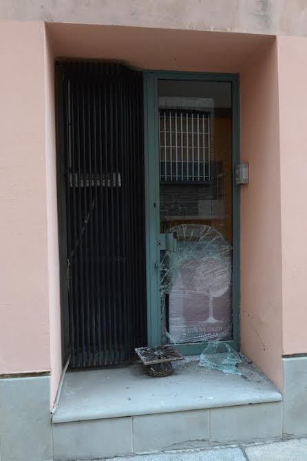 Spaccata al Consorzio del Barbera d'Asti