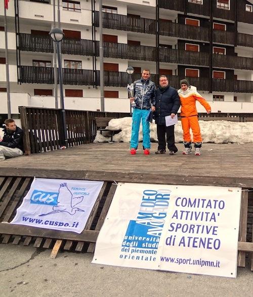 """Quaranta studenti sciatori a La Thuile per il trofeo """"Amedeo Avogadro"""""""
