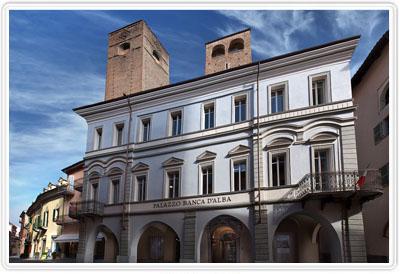 Palazzo Banca d'Alba