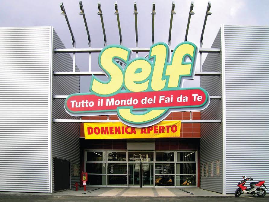 """Al Self di Asti apre il reparto """"Edilizia prezzo ingrosso"""""""