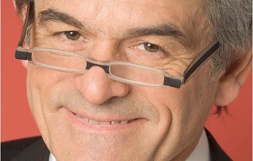 Il presidente del Piemonte Chiamparino all'assemblea degli industriali