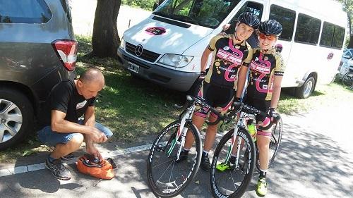 Ciclismo. Tour de San Luis, Cornolti e Pavin nella top 15 della tappa finale