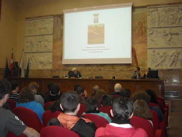 Luci e ombre sull'agricoltura astigiana: presentati alla Camera di Commercio di Asti i risultati del 6°Censimento