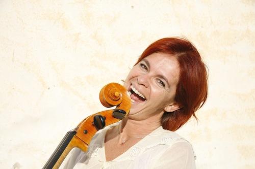 Simona Colonna alla Casa del Teatro di Asti