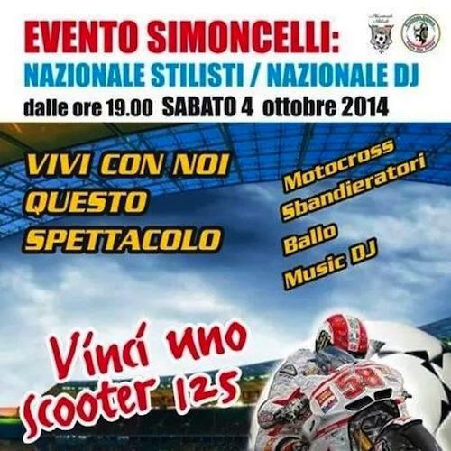 Al Censin Bosia il Memorial Simoncelli