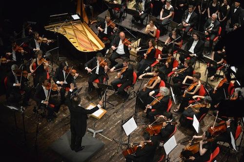 Capodanno in musica con l'Orchestra Sinfonica di Asti