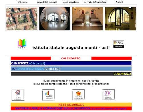Open school al Monti di Asti