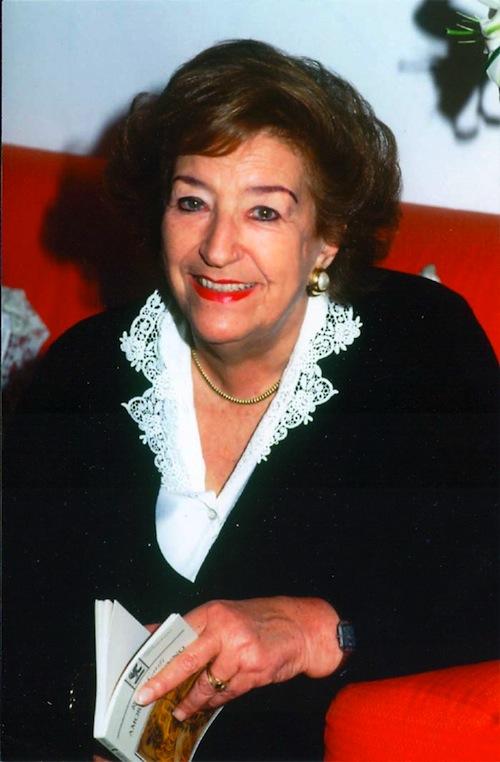 La poetessa Spaziani ospite d'onore al premio Asti d'Appello