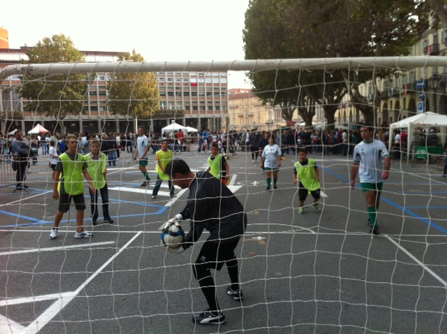 Ad Asti un week end di sport… in piazza, al parco e al Giobert