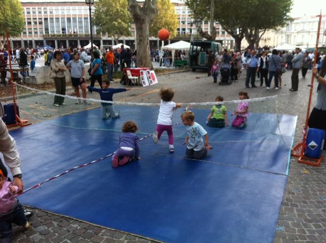Sport in Piazza: nel centro di Asti un'occasione per mettersi alla prova