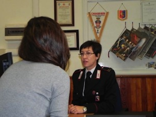 Romeno perseguita la sua ex: denunciato per stalking dai carabinieri