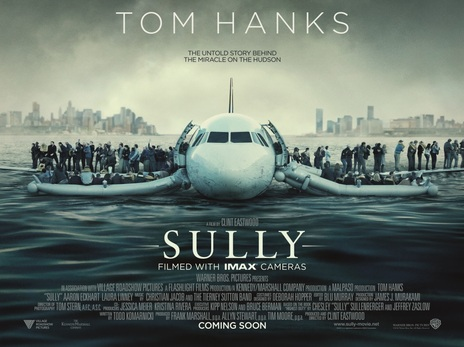Sully, il film di Clint Eastwood in Sala Pastrone