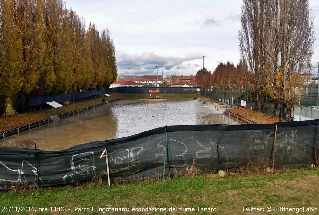 Depuratore comunale: gli interventi Asp per ovviare al reflusso delle acque in uscita in caso di piena del Tanaro