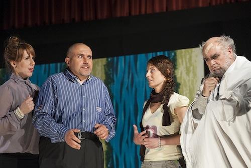 Ultimo appuntamento con la terza edizione della rassegna Teatro a Veglia