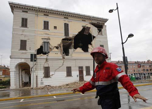 Sisma Emilia, una collaborazione interregionale per agevolare la richiesta dei contributi per la ricostruzione