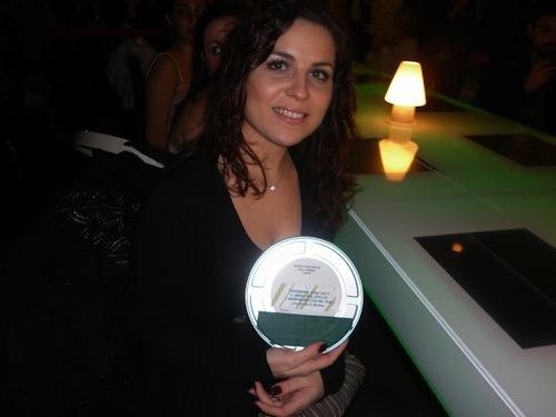 "L'astigiana Lidia Agnese Modena premiata a ""Tesissima Ciak"" del Torino Film Festival"
