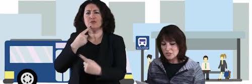 Trasporto pubblico locale: in arrivo le nuove tessere di libera circolazione per persone disabili