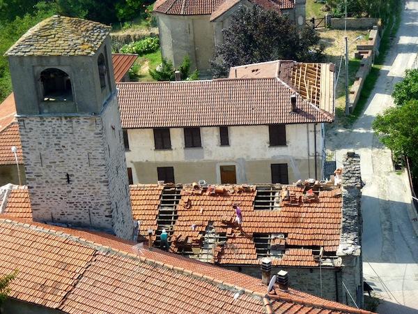 Maltempo: i danni a San Giorgio Scarampi e l'aiuto dell'Ordine degli Ingegneri
