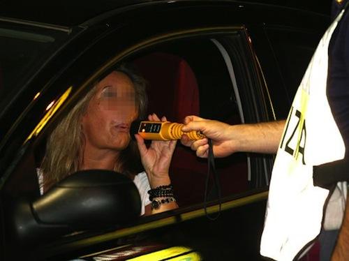 Campagna Tispol contro l'uso di alcol e droga al volante