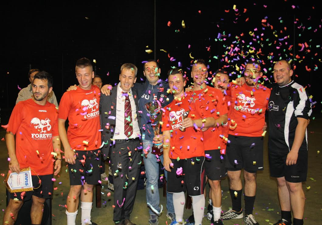 Ai Red Forever il trofeo Avis di Villanova, Valfenera e Cellarengo