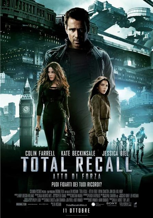 Film nelle sale 12 ottobre 2012