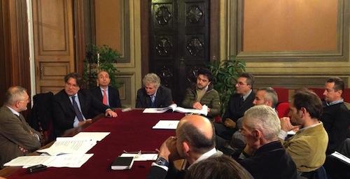 Incontro con l'assessore Balocco per trasporto pubblico e Asti-Cuneo