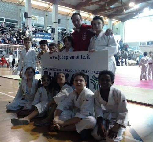Tanti successi per il Judo Club Asti al trofeo Samurai