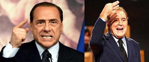 Elezioni, Berlusconi da Santoro