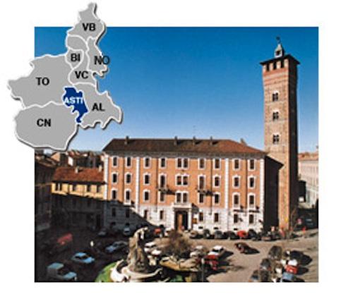 Renato Goria alla guida della Camera di Commercio di Asti