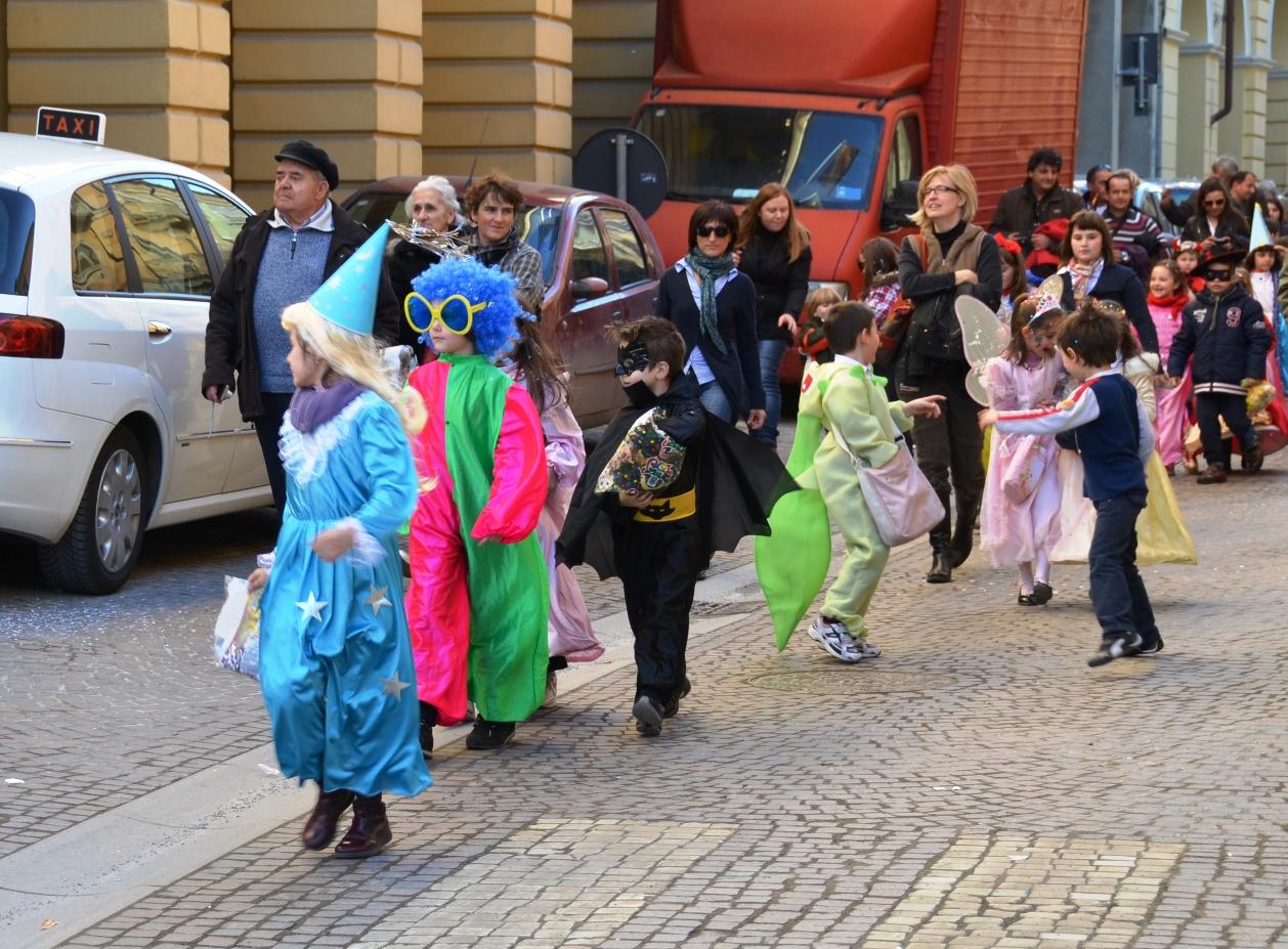 Festa del Volo a Castello d'Annone