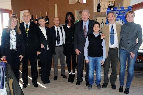Chiusura d'anno per i Veterani Astigiani: applausi per Kone e De Stefano