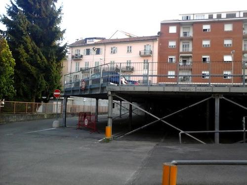 Aggiudicati i lavori per ristrutturare il parcheggio di via Natta