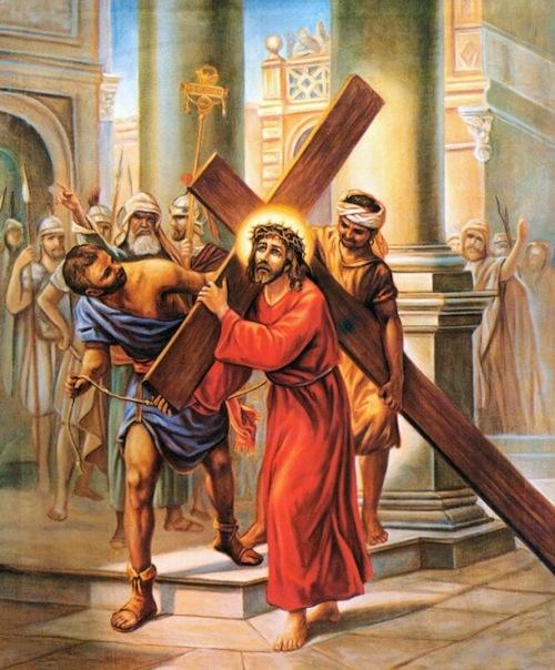 Venerdì Santo Via Crucis ad Antignano e Asti