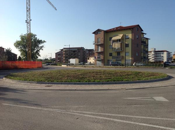 """Intervento del Comune in via Ecclesia: l'altra """"Strada Laverdina""""."""