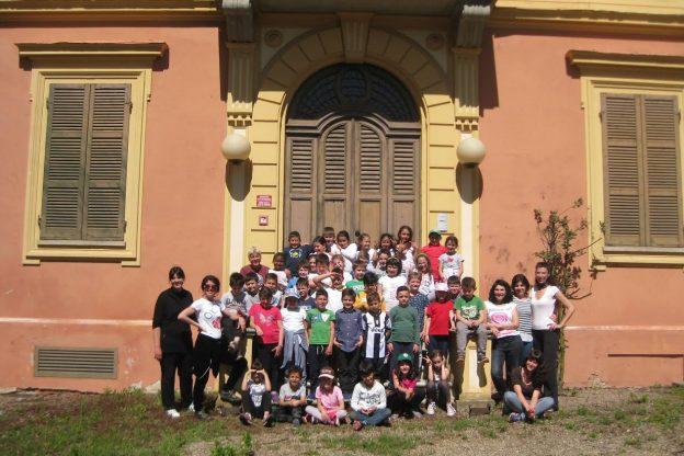 A Villa Badoglio sono tornate le scuole