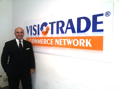 "Pantano: ""Visiotrade Spa, business del futuro"""