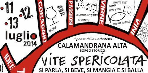 A Calamandrana Vite Spericolata, il primo Unescoraduno dei vini