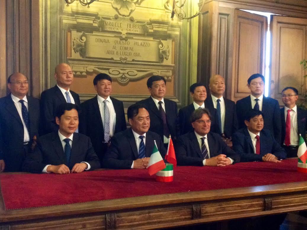 Investitori cinesi in visita ad Asti: confermato il rilancio della Way Assauto