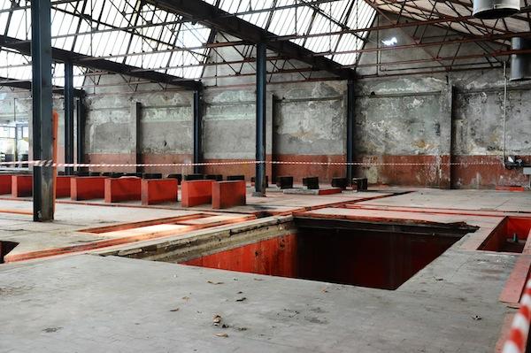 Way Assauto: si va verso la bonifica dell'impianto Nuova Cromatura interno allo stabilimento