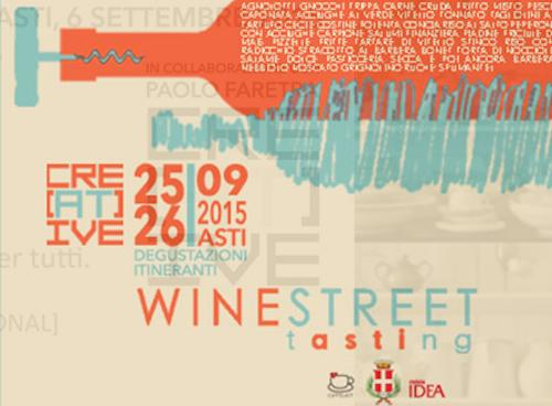 Tornano le degustazioni itineranti di Wine Street Tasting