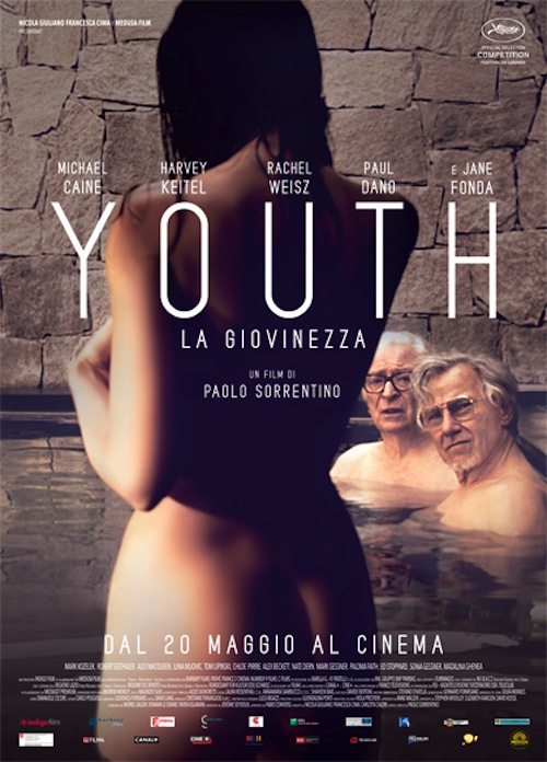 Youth-La giovinezza in Sala Pastrone