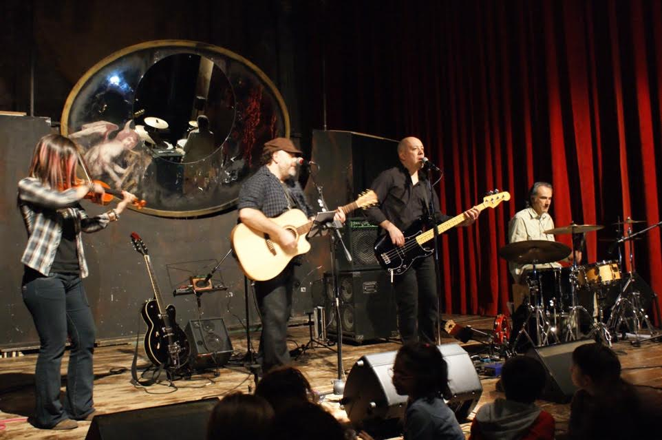 25 aprile in musica: piace la Storia raccontata da Yo Yo Mundi e Palmarosa Band