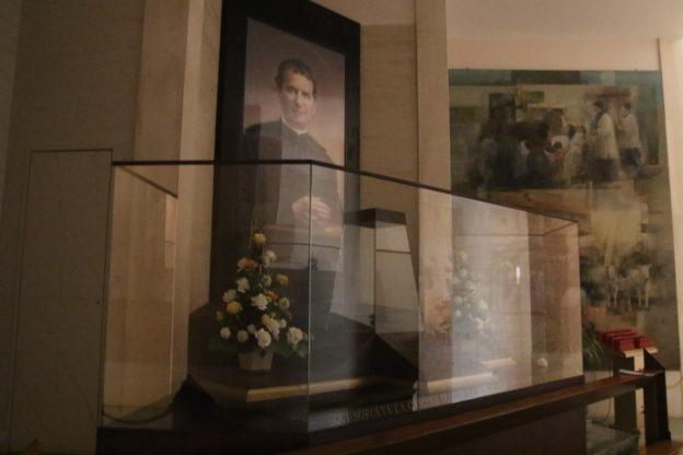 ++ Ritrovata la reliquia di Don Bosco ++