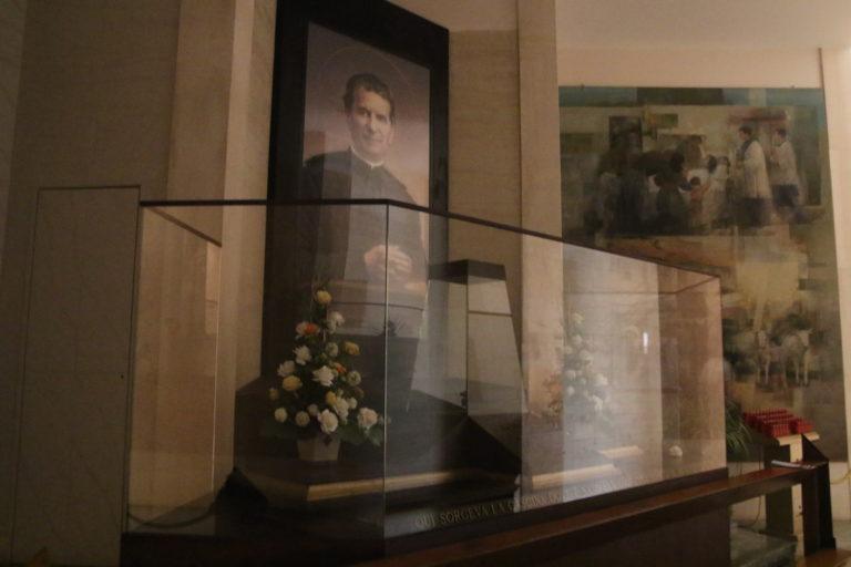 Ritrovata la reliquia di Don Bosco. Il grazie dei salesiani del Colle