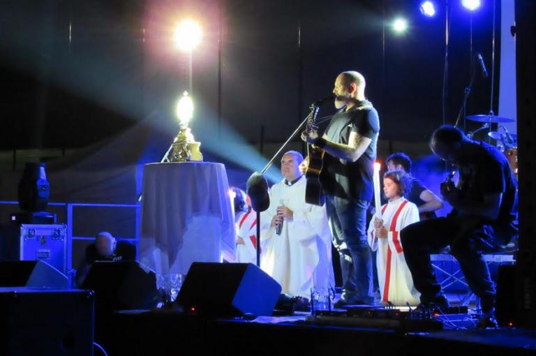 Concerto dei Reale a Valfenera